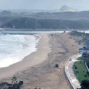 """Cs manifiesta que el """"desconocimiento normativo"""" llevó al Ayuntamiento de Suances a la quema indiscriminada de residuos en las playas"""
