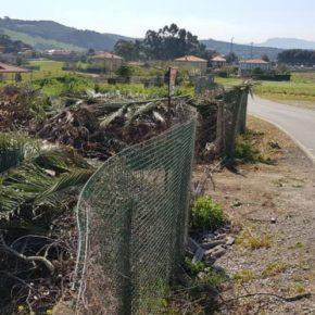 """Cs Noja propone un plan de gestión de residuos vegetales """"para evitar plagas"""""""
