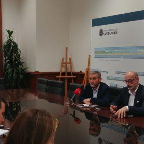 """Ciudadanos cierra un acuerdo """"satisfactorio"""" en Santander que dará un """"cambio notable"""" a las políticas municipales"""