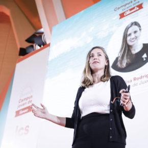 """Rodríguez: """"La formación y la participación activa de nuestros jóvenes son la esencia del Campus de Verano de Cs"""""""