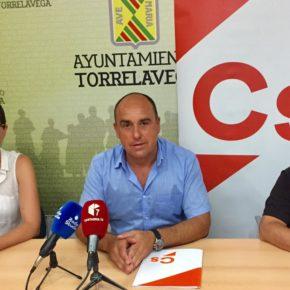 """Ricciardiello: """"Los recursos que se destinan a educación en Torrelavega son insuficientes"""""""