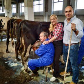 Cs insta al Gobierno a poner en marcha un sello de calidad que ponga en valor la leche  de Cantabria y a sus productores