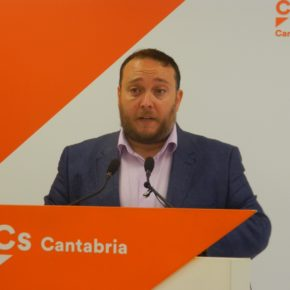 """Gómez: """"La Fundación Comillas es un caso paradigmático del mal gobierno y la gestión de Miguel Ángel Revilla"""""""