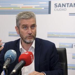 El Ayuntamiento de Santander aprueba el proyecto para semipeatonalizar la calle San Luis