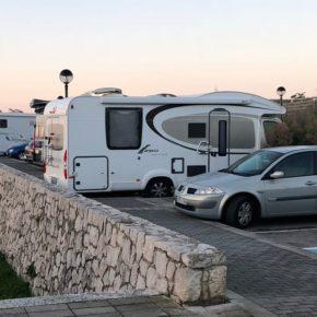 Cs Suances arranca el compromiso del Ayuntamiento para crear un área de estacionamiento de autocaravanas