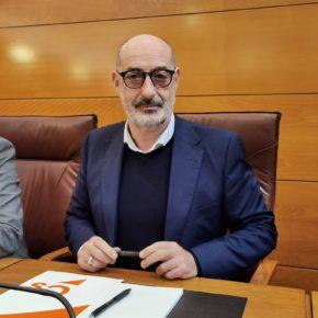 """Álvarez: """"Desde Cs ya hemos ofrecido nuestro apoyo al PRC para mantener la estabilidad política de Cantabria"""""""