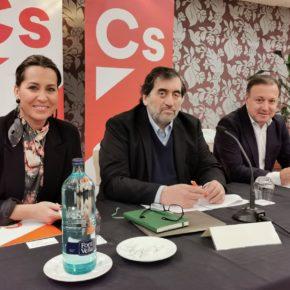 García Bofill anima a los afiliados de Cantabria a participar en el proceso en el que se decidirá el futuro de Ciudadanos