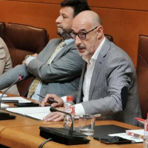 """Álvarez: """"El Gobierno de Cantabria sigue dando bandazos en su política industrial y Las Excavadas es un ejemplo de este desvarío"""""""