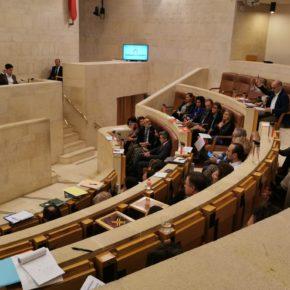 Cs presenta en el Parlamento y en ayuntamientos una iniciativa contra las palabras de EH BILDU y para frenar las concesiones a los grupos independentistas