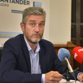 Ceruti considera que los santanderinos tienen en su mano conseguir el mejor proyecto de integración ferroviaria