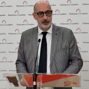"""Álvarez: """"Estamos asistiendo al desmantelamiento de la industria de Cantabria ante la inoperancia, dejadez y desidia del Gobierno"""""""