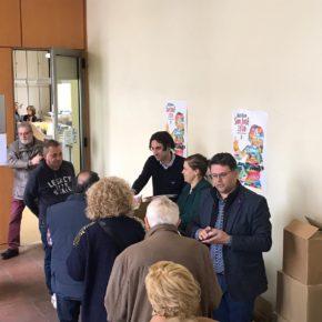 Astillero comienza el reparto de los libros de las fiestas de San José 2020