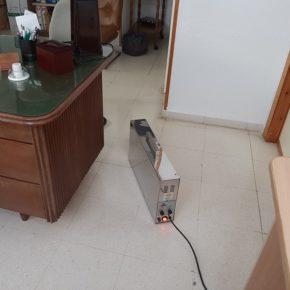 El Ayuntamiento de Astillero ofrece a las residencias de mayores del municipio y al Centro de Salud máquinas de ozono para desinfectar sus estancias