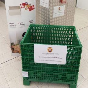 El Ayuntamiento de Astillero comienza una recogida de alimentos solidaria para ayudar a las familias más desfavorecidas del municipio