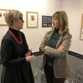 La exposición de María García del Moral rescata la figura de la primera mujer fotógrafa profesional de Cantabria