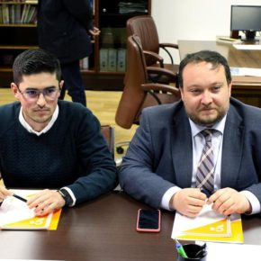 Rubén Gómez y Diego Marañón son elegidos consejeros generales en la V Asamblea de Ciudadanos