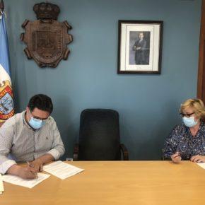 El Ayuntamiento de Astillero renueva el convenio de colaboración con AMECAN, la Asociación de Mediación de Cantabria