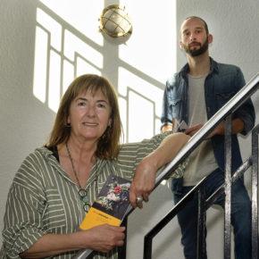 Sanjuán recibe al fotógrafo Eduardo Rivas Muñoz