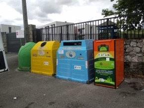 El Ayuntamiento de Marina de Cudeyo instala cuatro contenedores para el reciclaje de aceite doméstico