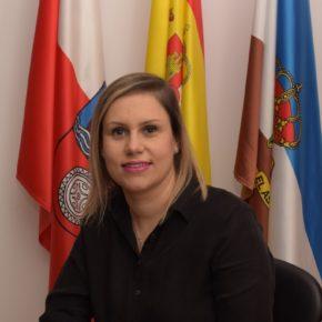 Cristina Laza Noreña, Teniente-Alcalde de Astillero y Guarnizo, sustituirá al Alcalde durante su permiso de paternidad