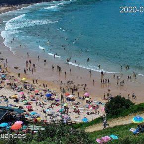 """Pérez: """"El Gobierno de Suances desoyó nuestra propuesta de crear un plan de movilidad para evitar el caos y ahora el descontrol en las playas y accesos es evidente"""""""