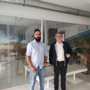 """Hernando: """"Es sorprendente que la Oficina Municipal de Turismo de Santa Cruz de Bezana permanezca cerrada en plena temporada estival"""""""
