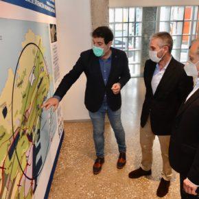 El Colegio Oficial de Arquitectos alberga desde hoy la exposición de la Consulta Pública Ciudadana del PGS