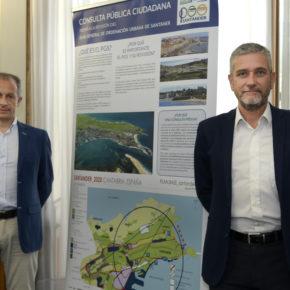 Presentado el calendario de la Consulta Pública Ciudadana del nuevo Plan General de Santander
