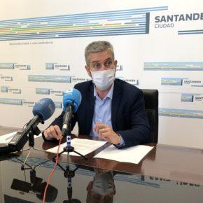 """Ceruti: """"Si Costas no es capaz de cumplir sus obligaciones que deje actuar al Ayuntamiento de Santander"""""""