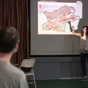 La movilidad peatonal centra el debate en los encuentros de #ParticipaPGS con los vecinos de Cueto, Monte y San Román