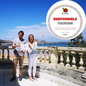 Castro-Urdiales obtiene el distintivo 'Responsible Tourism' del Ministerio por su esfuerzo por crear entornos seguros frente al coronavirus