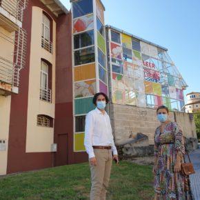El Ayuntamiento de Astillero ya trabaja en la necesaria ampliación y mejora de la Biblioteca Municipal 'Miguel Artigas'