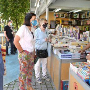 La Feria del Libro Viejo regresa a Santander con 15 librerías, dos exposiciones, actividades infantiles y paseos literarios