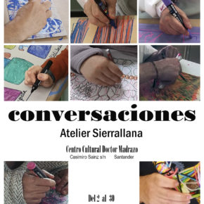 """El Centro Cultural Doctor Madrazo de Santander acoge desde este viernes la muestra """"Conversaciones"""""""