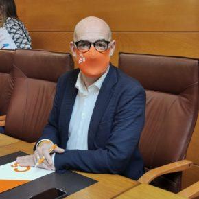 """Álvarez: """"Todos los sindicatos del personal laboral del Gobierno de Cantabria me han trasladado su cabreo ante el desprecio de la Administración"""""""