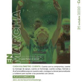 Astillero se suma a la Asociación Española contra el Cáncer en 'La Carrera Más Larga de la Historia'