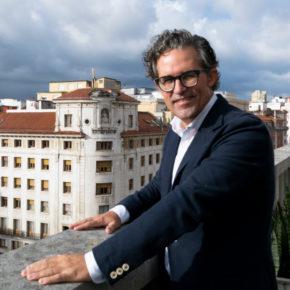 Luis Pérez San Miguel será el máximo responsable del Instituto Municipal de Deportes