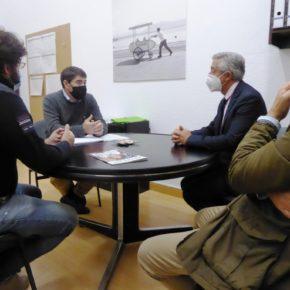 Pérez Manso traslada a los clubes de rugby el protocolo de usos del Campo de San Román