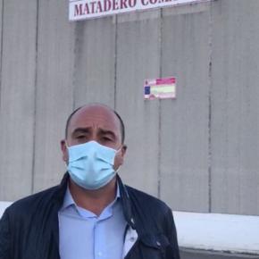 Cs denuncia que el matadero de Barreda sigue cerrado a pesar de que el Ayuntamiento había anunciado para hoy su apertura