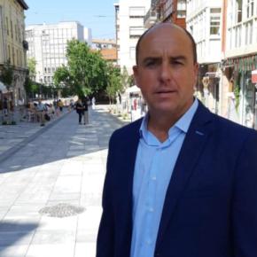 Cs pregunta por la paulatina desaparición de semáforos para personas invidentes en Torrelavega