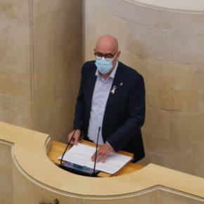 Ciudadanos lleva al Parlamento el apoyo de ERC y Bildu a los Presupuestos del Estado