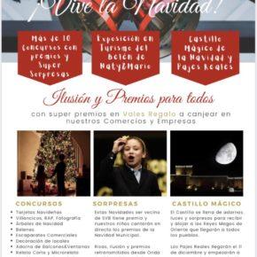 San Vicente lanza una campaña comercial con más de 11.000 euros en premios y propuestas innovadoras para estas navidades