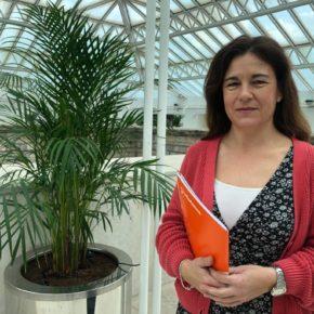 Esther Merino celebra la aprobación de la propuesta de Cs de reubicar el centro de personas adultas 'Margarita Salas' en el antiguo centro de salud