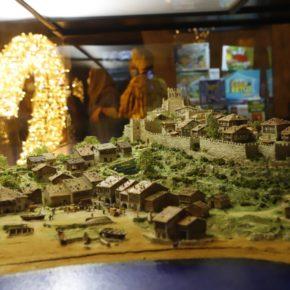 """Éxito absoluto del """"Castillo Mágico de la Navidad"""" de San Vicente, quealojará a los Reyes Magos de Oriente el 5 de enero"""