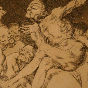 El MAS finaliza la restauración de su colección de estampas de Goya