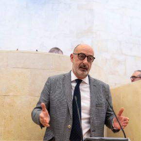 """Álvarez: """"El Gobierno debe garantizar que el conflicto del transporte sanitario no afecte a la calidad del servicio"""""""