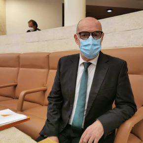 Cs pregunta en el Parlamento si Ambuibérica ha priorizado vacunar a la gerencia y al personal administrativo en detrimento de los trabajadores del transporte sanitario