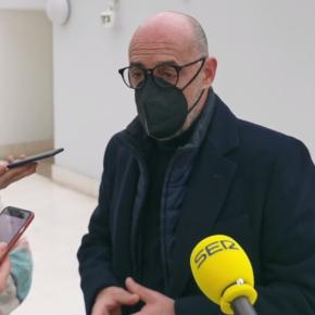 """Álvarez: """"Estamos de acuerdo con Hostelería en cuanto a la responsabilidad patrimonial del Gobierno; si no me permites trabajar, me indemnizas"""""""