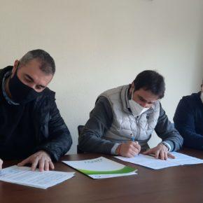 La Junta Vecinal de Sámano firma un convenio con Nibup Talk SLU para instalar un rack de telecomunicaciones