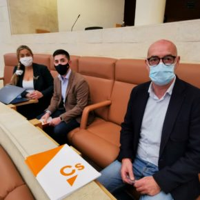 Cs apuesta por apoyar a las peluquerías en el contexto de crisis actual revirtiendo el error de la subida del IVA de 2012